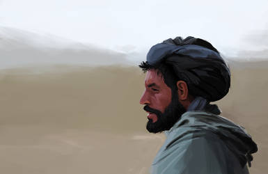 Pashtun by the-araon