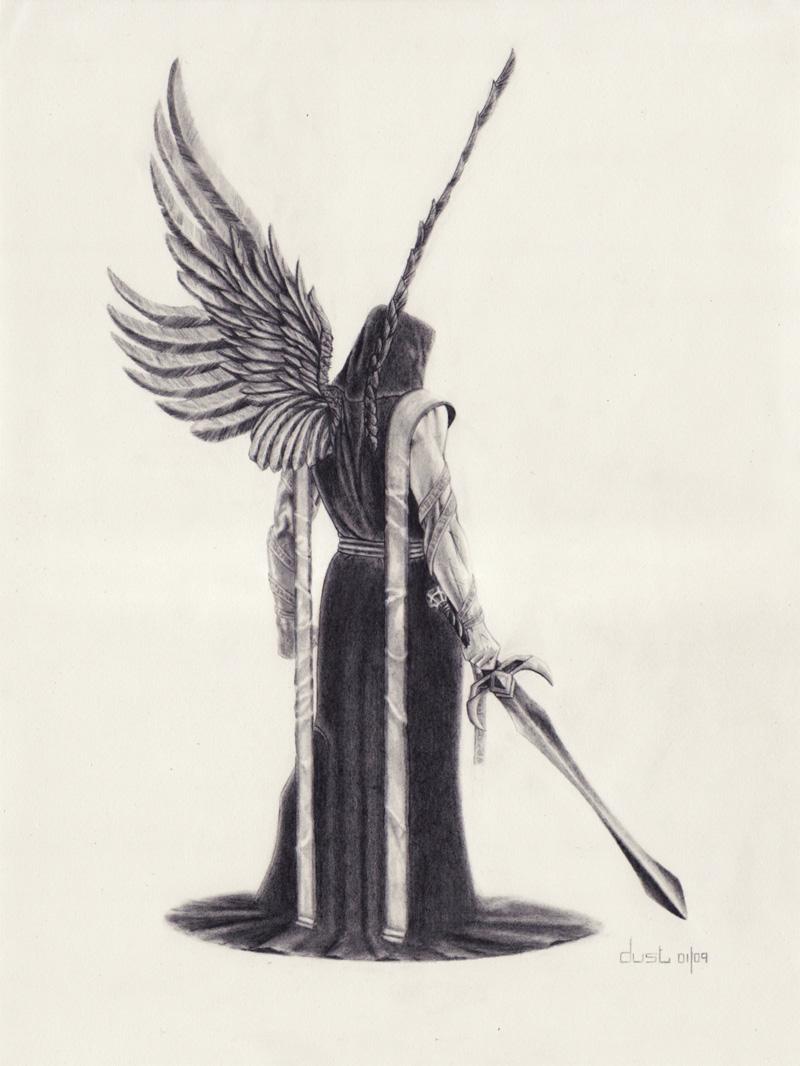 Warrior Angel by Dust-989 on DeviantArt