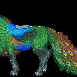 Pavo Equus by BronzeHalo
