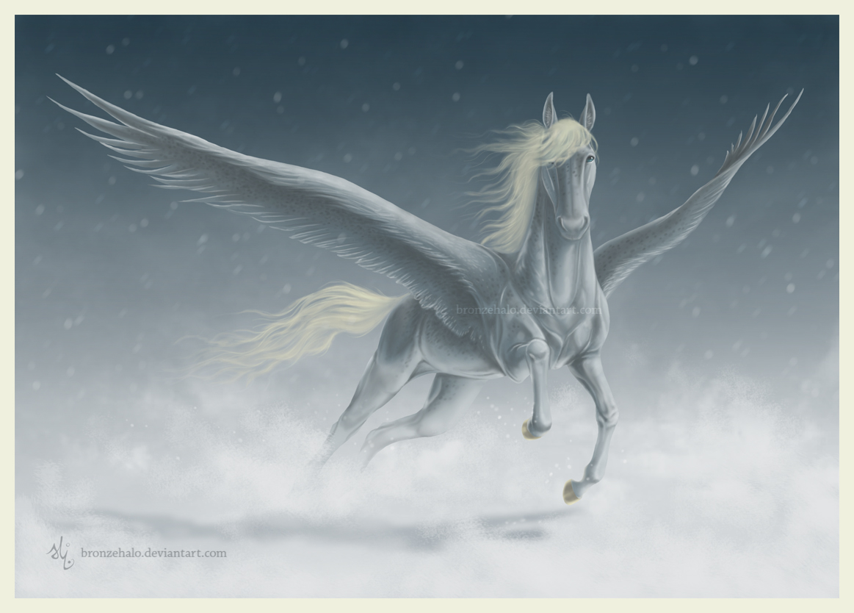 Snowpaloosa by BronzeHalo