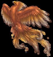 Phoenix by BronzeHalo