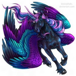 Astralseed - 24 by BronzeHalo