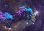 Stellar Dust by BronzeHalo