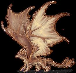 Rough dragon