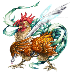 Chicken Quest: Hero