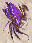 Dracatura iris