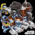 Ribbony unicorn