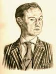 Mycroft Holmes (BBC) - Mark Gatiss