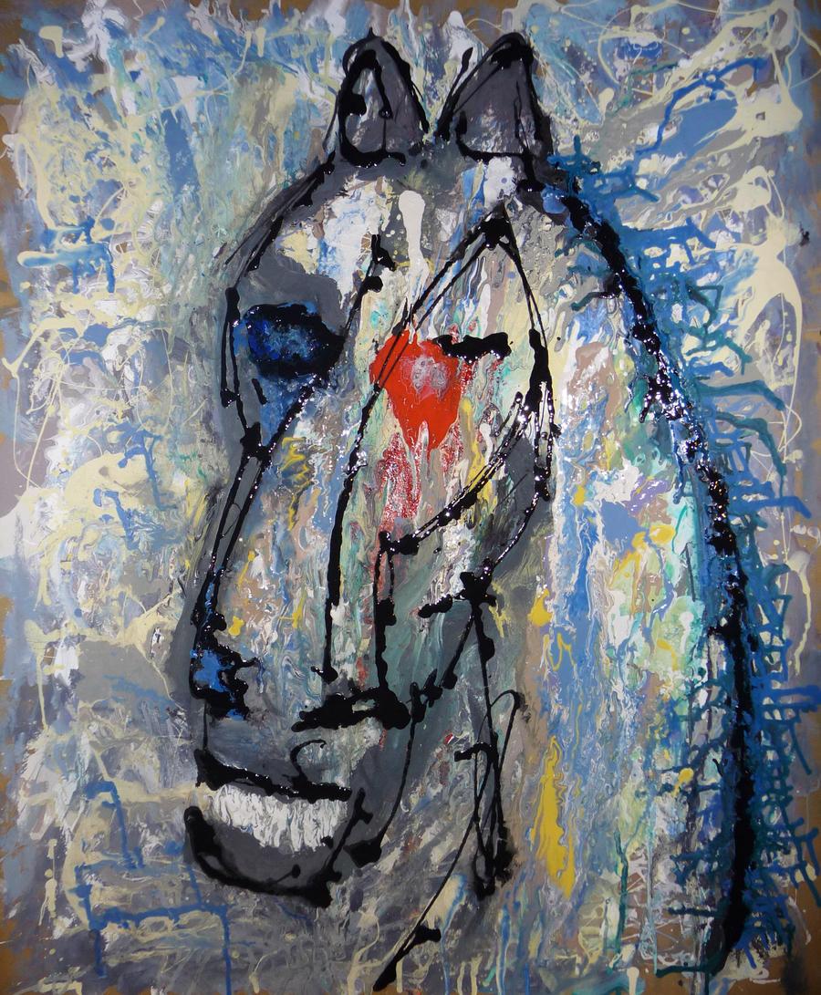 Crazy Horse by Berga65