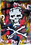 No Nuke Graffiti