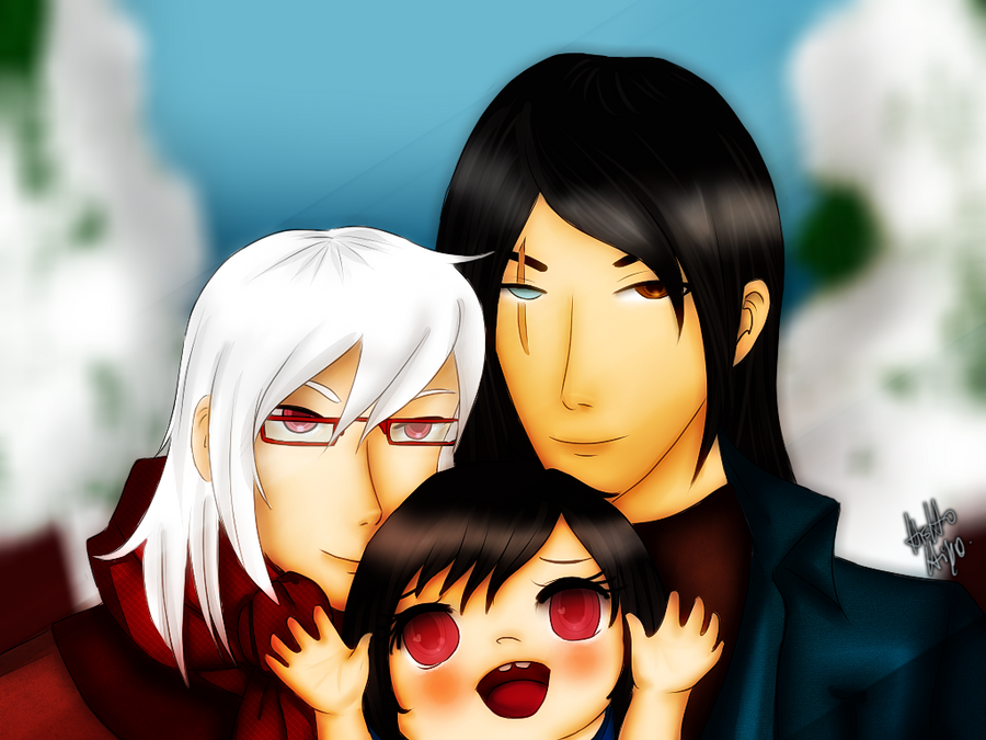 Family by Hishousophy