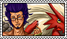 Ken stamp by Hishousophy