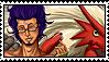 Ken stamp by Hishousophy