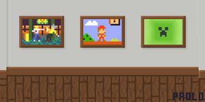 PixelArt Gallery