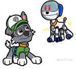 Mechanic Pup