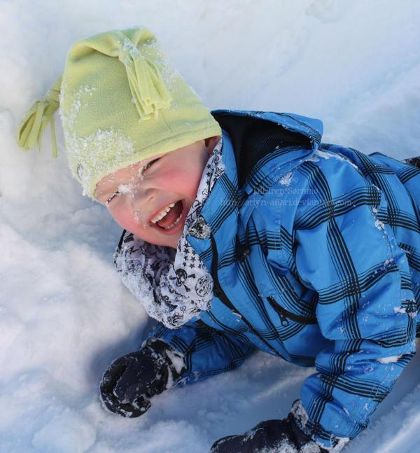 Snow Bliss by Arlyn-Anari