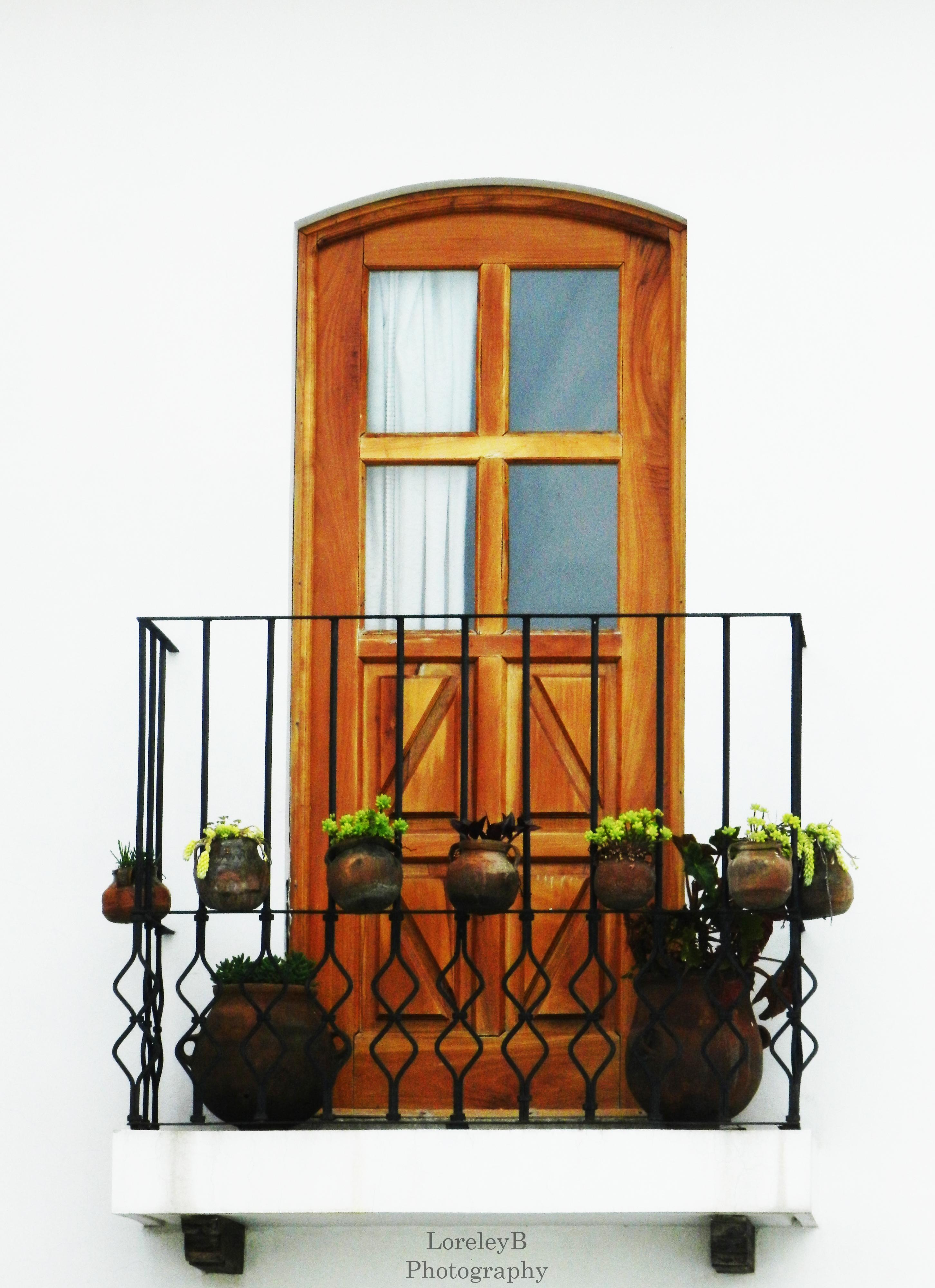 Balcony by LoreleyB