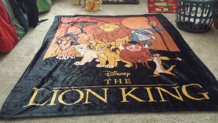 The Lion King Blanket