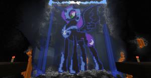 Nightmare Moon - Minecraft