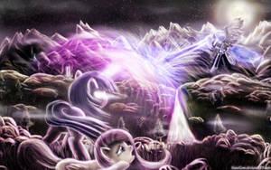 Vanquisher Of The Night Sky V2 by SuneGem