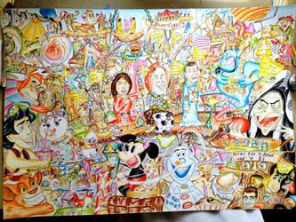 Disney by mchofmann