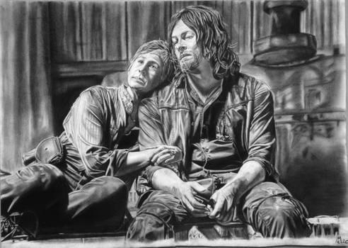 Daryl And Carol