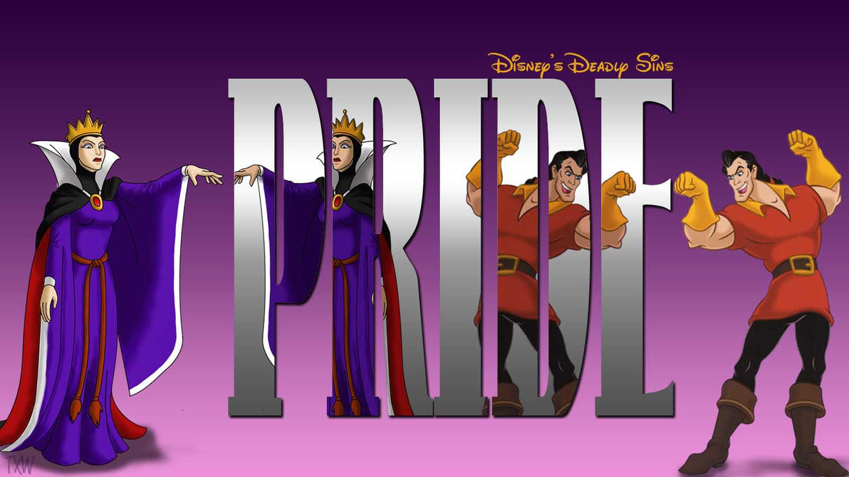 Disney's Deadly Sins: Pride by trentsxwife
