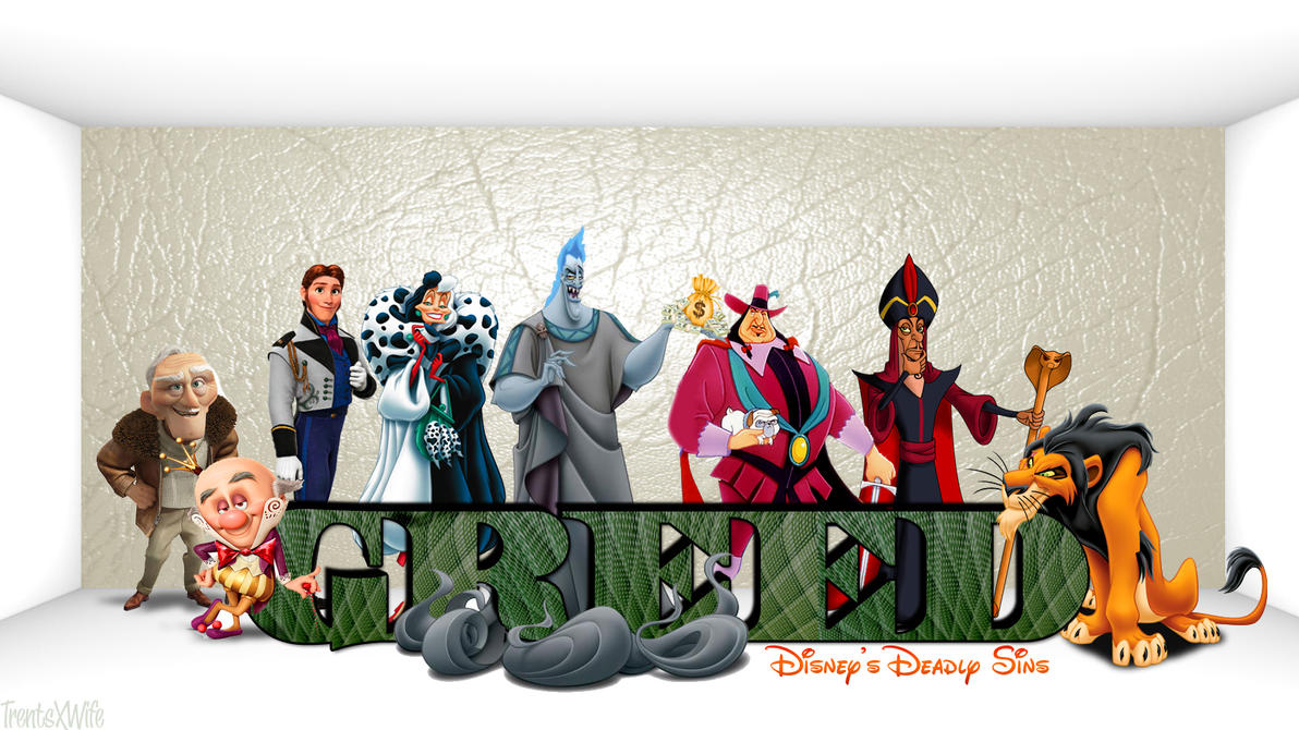 Disney's Deadly Sins: Greed in HD by trentsxwife