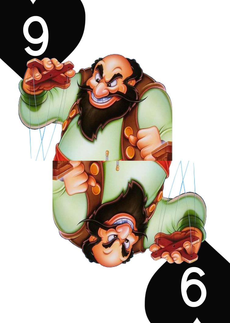 Disney Villains: Stromboli by trentsxwife