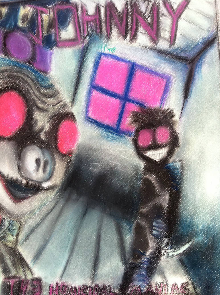 You're in for some INTENSE fun- pastel painting by xXGummyKiraXx