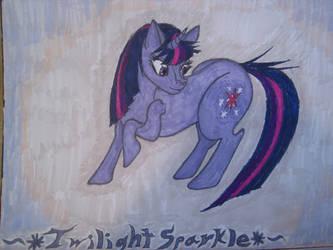 ~*Twilight Sparkle*~ by xXGummyKiraXx