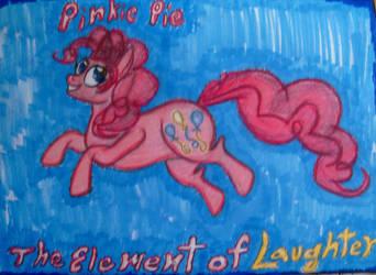 Pinkie Pie by xXGummyKiraXx