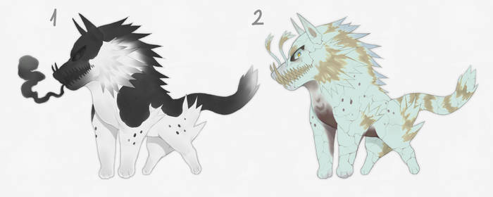 ADOPT AUCTION [2/2 OPEN]