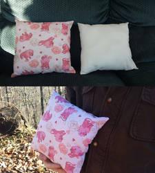 Lion Pillow Group