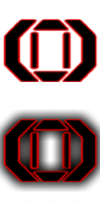 Celldweller Red (Start Button) by GuestForeverX