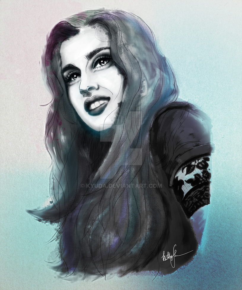 Miss Lauren Jauregui by Kyuda