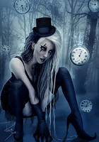 Time is an illusion by Pri-Santos