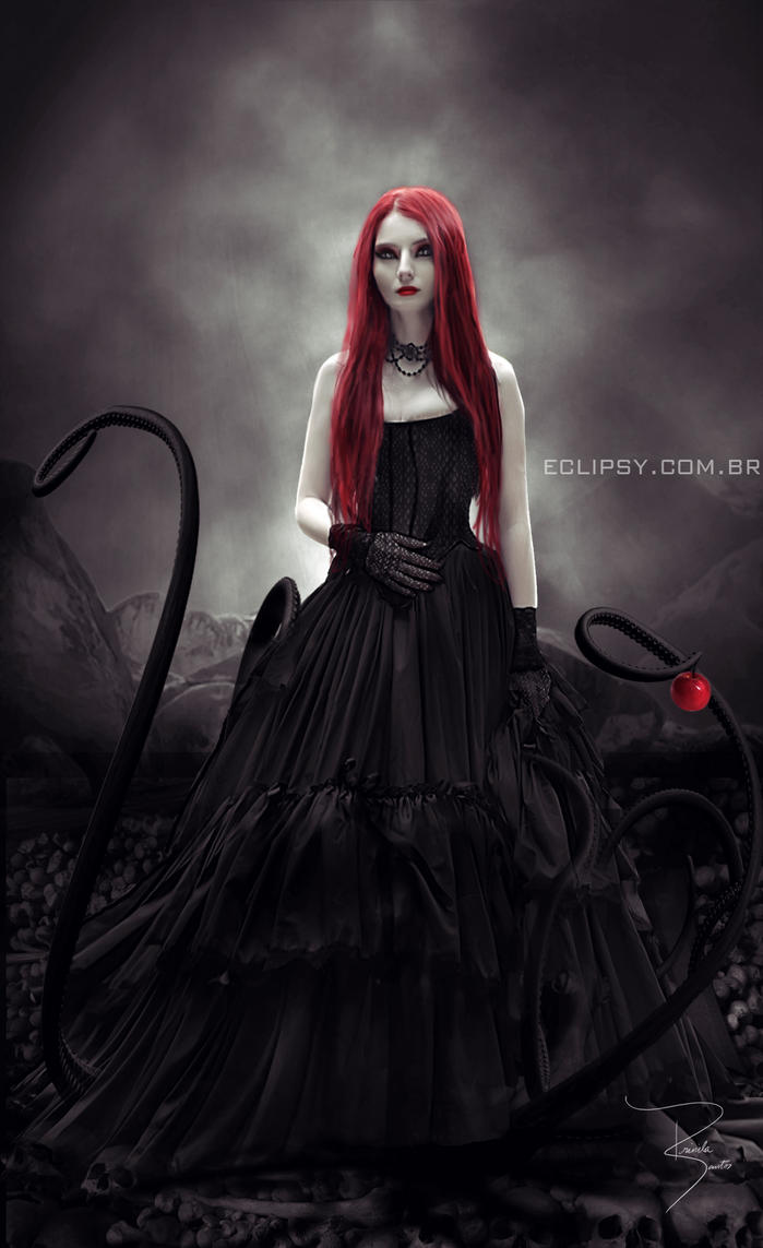 Lilith the face of the sin by eclipsy on deviantart for Maitresse lilith