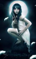 Fallen Angel by Pri-Santos
