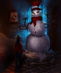 A Night before Christmas by Pri-Santos