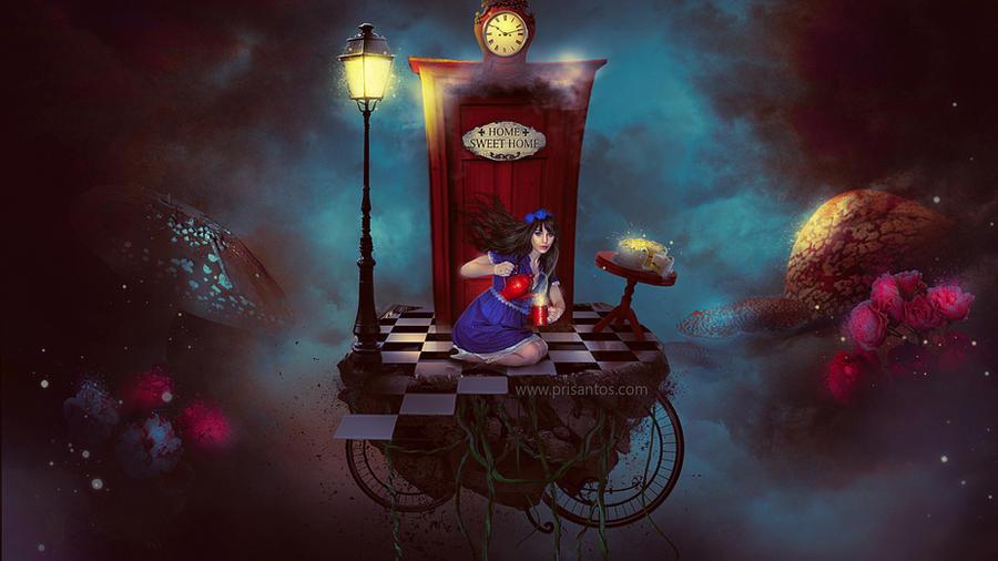 Alice Madness by Pri-Santos