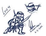 Leo - More sketches