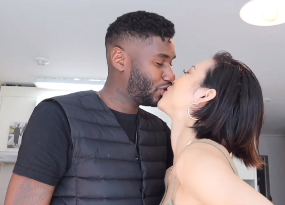 Japanese Lesbian Deep Kissing