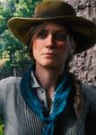Red Dead Redemption 2 - Sadie Adler by Mr-Meers