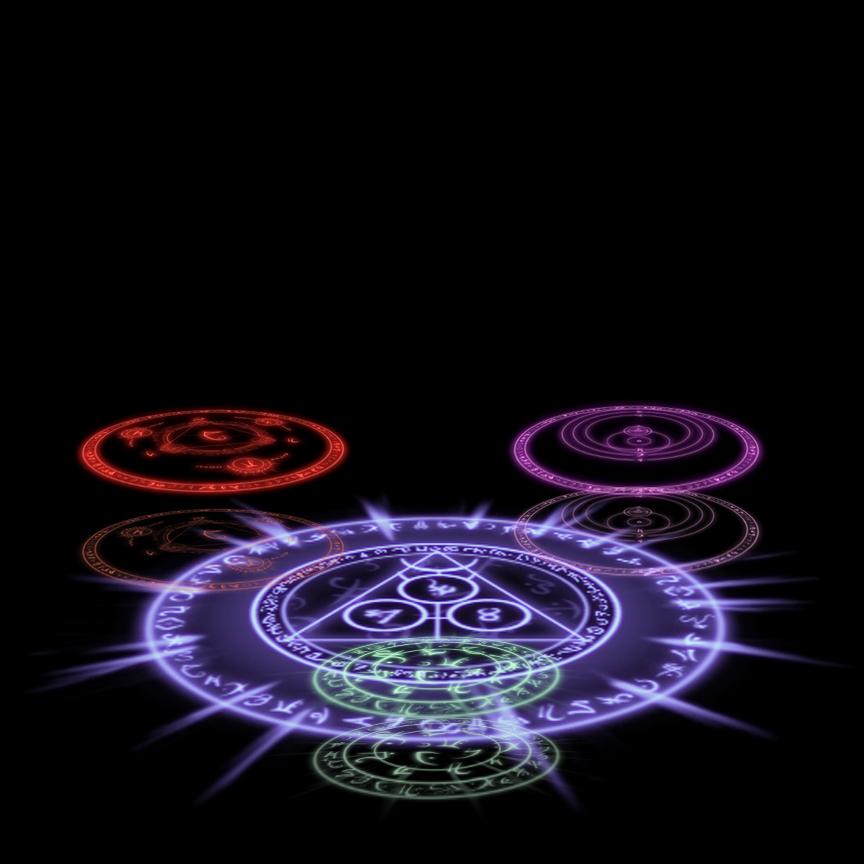 Arcane Circles Arcane Circles by Yamicat