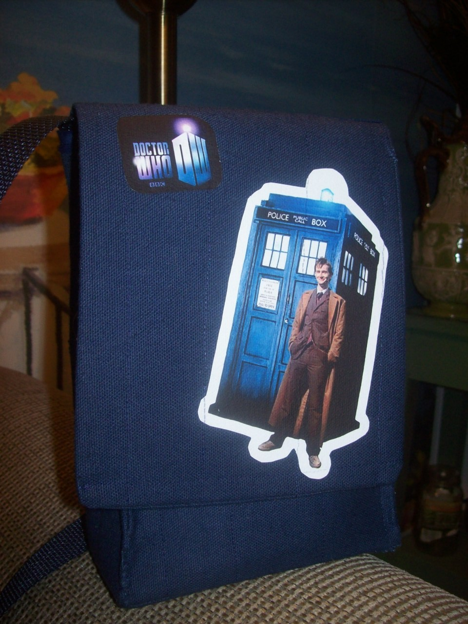 The Tardis Bag by Yamicat