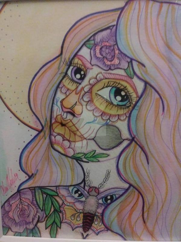 Rainbow Sherbert by x-ladylex-o