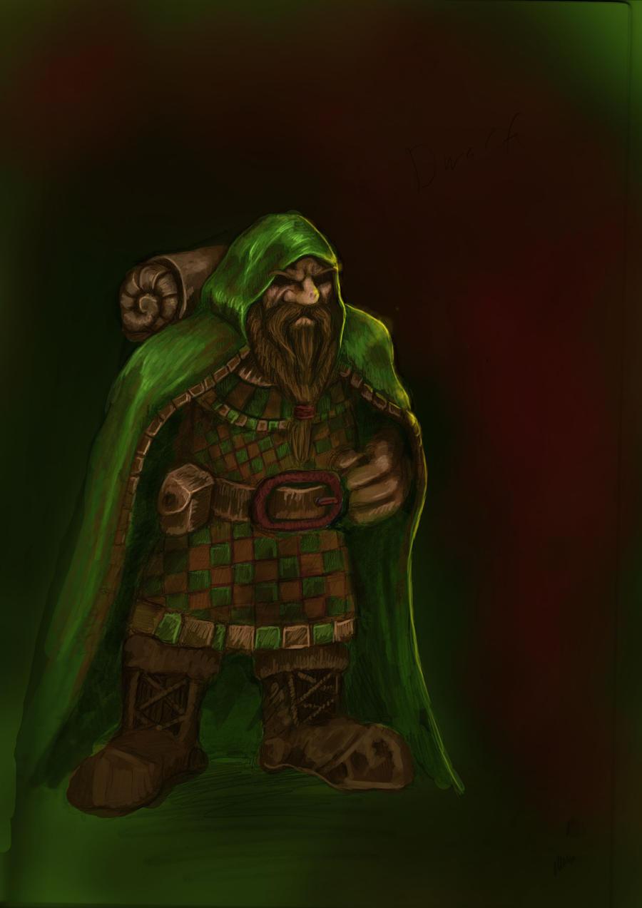 Dwarf by Gylfi2