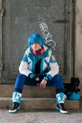 Aoba cosplay - steps