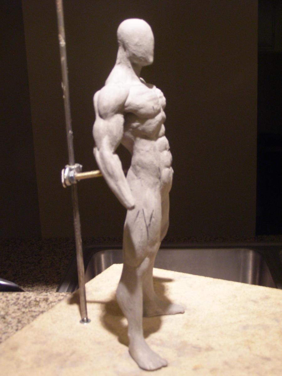Practice sculpt by rvbass